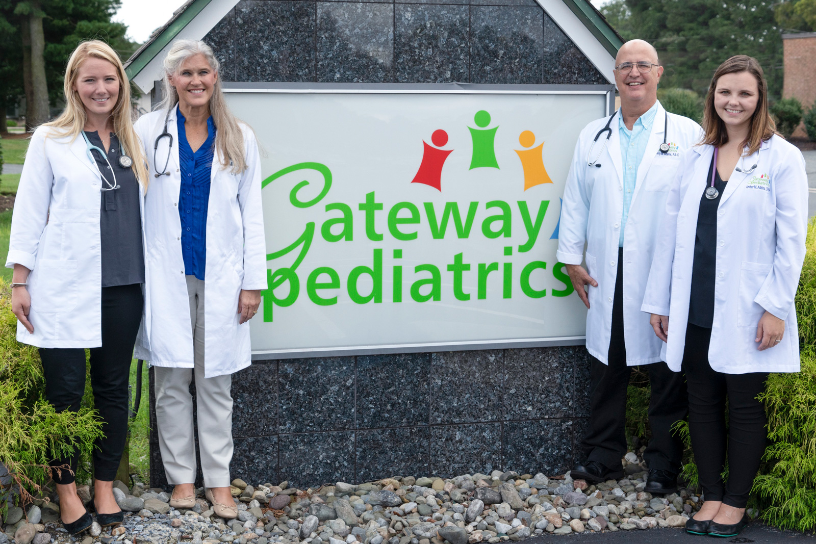 Gateway Pediatrics - Our Staff